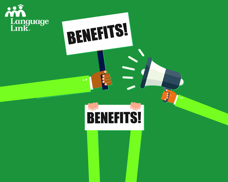 Salary and benefits of part-time teachers at Language Link Vietnam