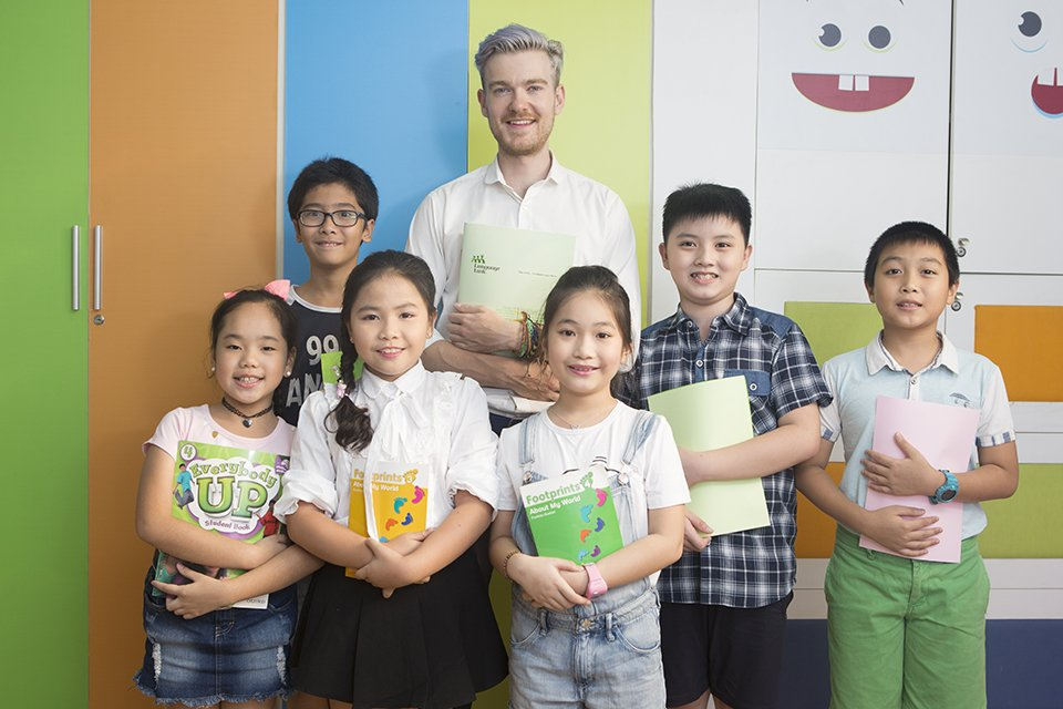 Language Link Vietnam is seeking a small number of full-time and part-time teachers for its Schools Link program.
